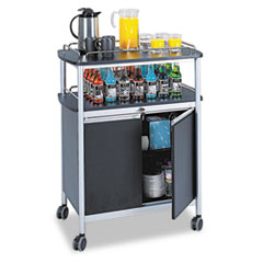 Safco® Mobile Beverage Cart