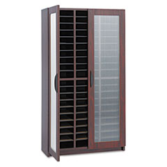 Safco® Literature Organizer with Doors Thumbnail