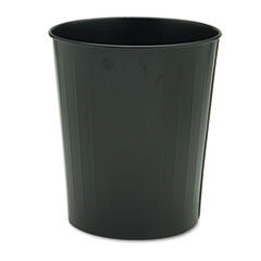 Safco® Round Wastebaskets Thumbnail