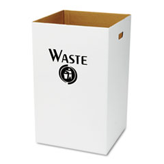 Safco® Corrugated Waste Receptacle Thumbnail