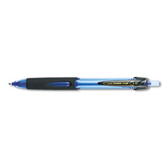 uni-ball® Power Tank RT Ballpoint Retractable Pen, Blue Ink, Bold, Dozen