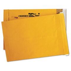 Sealed Air Utility Self-Seal Mailer, Side Seam, #4, 9 1/2x13 1/4, Natural Kraft, 100/Carton SEL66211