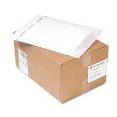 Sealed Air Jiffy TuffGard Self-Seal Cushioned Mailer, #5, Barrier Bubble Lining, Self-Adhesive Closure, 10.5 x 16, White, 25/Carton