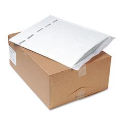 Sealed Air Jiffy TuffGard Self-Seal Cushioned Mailer, #7, Barrier Bubble Lining, Self-Adhesive Closure, 14.25 x 20, White, 25/Carton