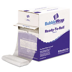 "Bubble Wrap Cushion Bubble Roll, 1/2"" Thick, 12"" x 65ft"