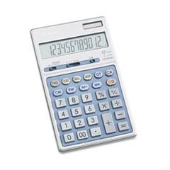 Sharp® EL339HB Executive Portable Desktop/Handheld Calculator, 12-Digit LCD