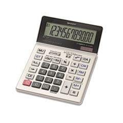 Sharp® VX2128V Commercial Desktop Calculator, 12-Digit LCD