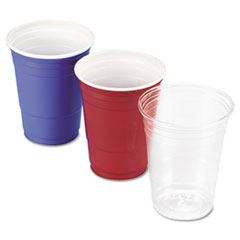 Dart® Solo® Party Plastic Cold Drink Cups