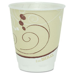 Dart® Trophy® Plus™ Dual Temperature Insulated Cups in Symphony® Design