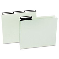 Smead® Recycled Heavy Pressboard File Folders With Insertable Metal Tabs Thumbnail