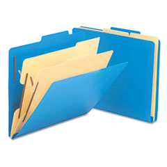 Smead® Six-Section Poly Classification Folders Thumbnail
