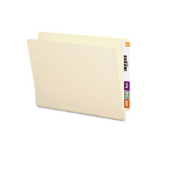 Smead® Heavyweight Manila End Tab Folders Thumbnail
