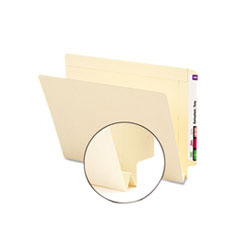 Smead® Heavyweight Manila End Tab Expansion Folders Thumbnail