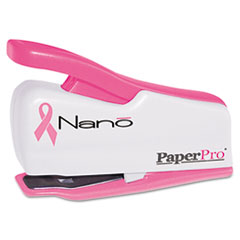Win a PaperPro® Nano® Pink Ribbon Mini Stapler