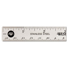 Westcott® Stainless Steel Ruler Thumbnail