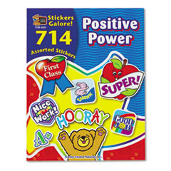 Sticker Book, Positive Power, 714/Pack