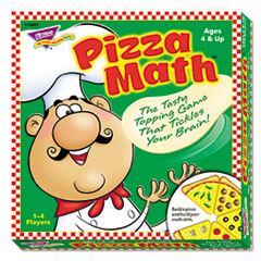 Pizza Math Game, Ages 4 and Up