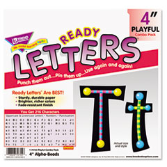 TREND® Ready Letters® Alpha-Beads Letter Combo Pack Thumbnail