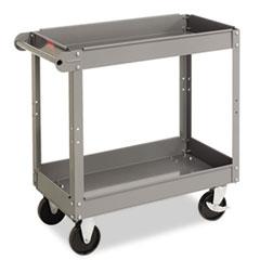 Tennsco Two-Shelf Metal Cart Thumbnail
