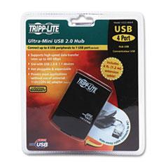 Tripp Lite 4-Port USB 2.0 Ultra-Mini Hub Thumbnail