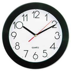 Universal® Bold Round Wall Clock Thumbnail