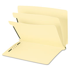 Universal® Six-Section Manila End Tab Classification Folders Thumbnail