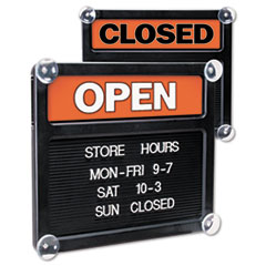 Headline® Sign Double-Sided Open/Closed Sign Thumbnail
