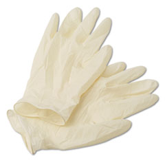 Conform® XT Premium Latex Disposable Gloves, Powder-Free, X-Large, 100/Box