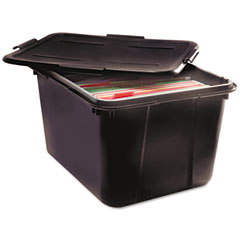 Plastic File Boxes