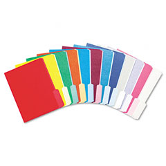 Colored File Folders