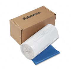 Powershred Shredder Bags, 50 Bags & Ties/Carton