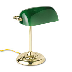 Desk Lamps: Tradition Banker's Lamp