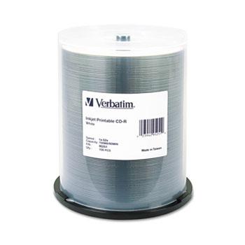 Verbatim® CD-R Printable Recordable Disc Thumbnail