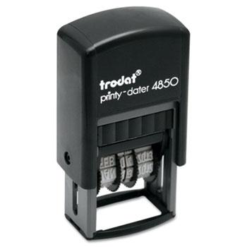 Trodat® Economy Micro 5-in-1 Date Stamp Thumbnail