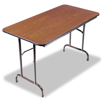 Alera® Wood Folding Table Thumbnail