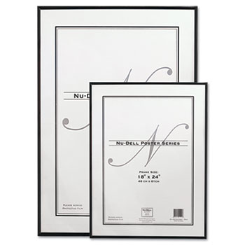 NuDell™ Metal Poster Frame Thumbnail