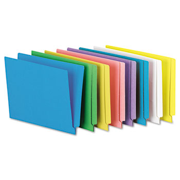 Pendaflex® Colored End Tab Folders with Reinforced Double-Ply Straight Cut Tabs Thumbnail