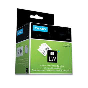 DYMO® Visitor Management Labels for LabelWriter® Label Printers Thumbnail