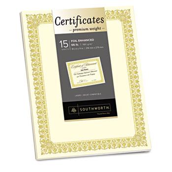 Southworth® Premium Certificates Thumbnail