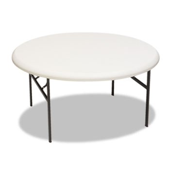 Iceberg IndestrucTable Too™ 1200 Series Round Folding Table Thumbnail