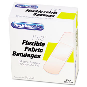 PhysiciansCare® by First Aid Only® First Aid Refill Components—Bandages, Pads and Wraps Thumbnail