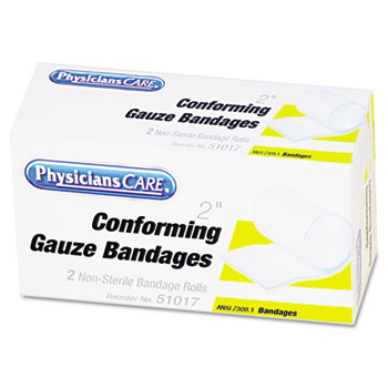 PhysiciansCare® by First Aid Only® First Aid Refill Components—Gauze Thumbnail