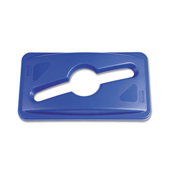 Rubbermaid® Commercial Slim Jim® Single Stream Recycling Top Thumbnail