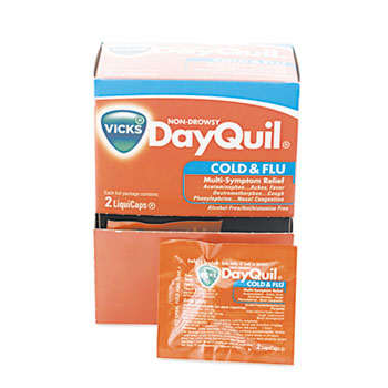 DayQuil® Cold & Flu Thumbnail