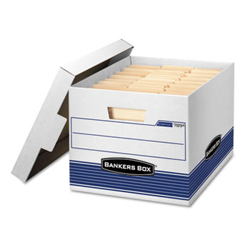 Bankers Box® STOR/FILE™ Medium-Duty Letter/Legal Storage Boxes Thumbnail
