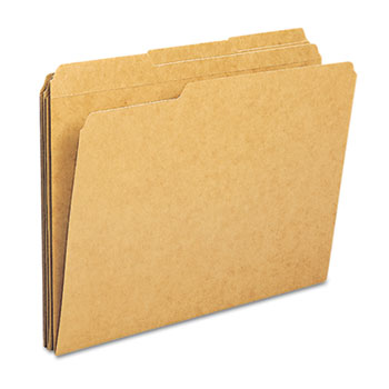 Smead® Reinforced Heavyweight Kraft File Folder Thumbnail