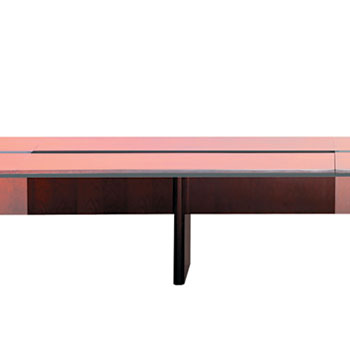 Corsica Conference Series Adder Modular Table Base By Safco - Mayline corsica conference table