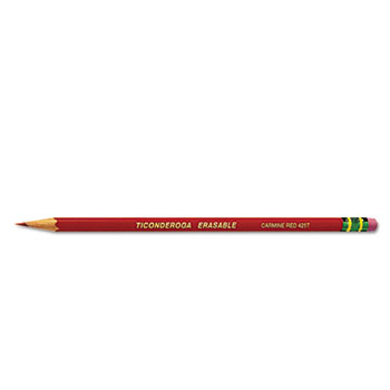 Ticonderoga® Erasable Colored Pencils™ Thumbnail