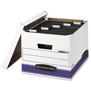 Bankers Box® HANG'N'STOR™ Medium-Duty Storage Boxes Thumbnail