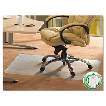 Floortex® EcoTex® Revolutionmat® Recycled Chair Mat for Hard Floors Thumbnail